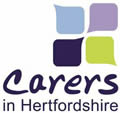 Carers in Herts logo